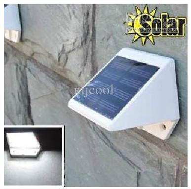 Groothandel Photocontrol Solar LED Omni Project-Light Billboard Courtyard Garden Wandlampen Lampen
