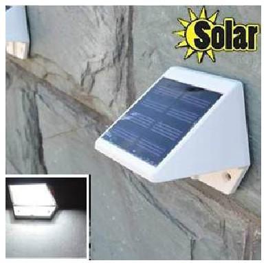 Venta al por mayor de fotocontrol solar LED omni proyecto-luz cartelera patio jardín luces de pared lámparas