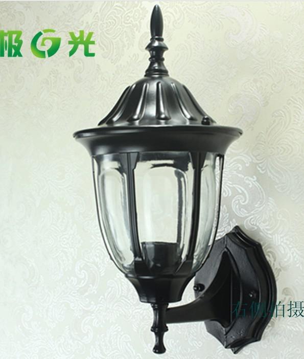 Groothandel LED Omni Project-Light Billboard Courtyard Garden Shopping Wandlampen Lampen Herstellen oude manieren Waterdicht