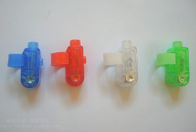Luzes de dedo mágicas dos luzes do laser do dedo, luz do anel de dedo, luzes de Natal conduzidas, lâmpada de brinquedo