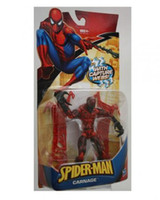 Red spiderman carnage toy action figures - Marvel Universe Carnage Super Villain with Capture Webs cm Action Figure