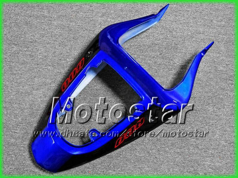 Motorfietsverblazen voor Suzuki GSXR 600 750 K1 2001 2002 2003 GSXR600 GSXR750 01 02 03 R600 R750 Zwart Blue Fairing Kit AA7