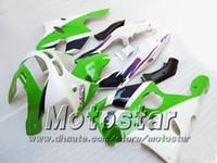 ingrosso zx ninja 95-Carenatura completa per KAWASAKI Ninja ZX-6R 94-97 ZX 6R 1994-1997 ZX6R 94 95 96 97 1994 1995 1996 1997 Kit carene ninja K62