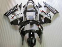 Wholesale 1998 kawasaki ninja zx6r for sale - Group buy WEST Fairing kit for KAWASAKI Ninja ZX6R ZX R ZX R full fairings kits Free windscreen