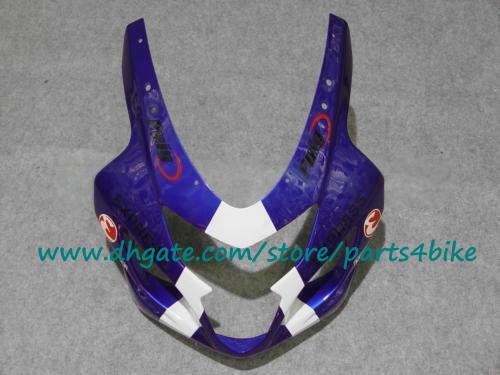 Juego de carenado de carreras de plástico ABS 04 05 GSXR 600 750 GSX R750 R600 K4 SUZUKI carenado de alta calidad 2004 2005 nuevo mercado de accesorios con 7 regalos