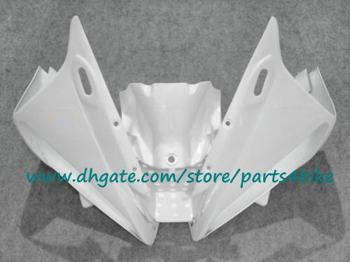 7 Geschenken, Custom All Glossy White Moto Aftingen Set voor YZF R6 2006 2007 Yamaha YZFR6 06 07 Carrosserie Kit ABS Plastic Fairing Set