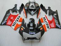 Wholesale 919 Fairing - Free ship REPSOL Fairings for Honda CBR900RR 919 98-99 CBR919RR CBR919 1998 1999 98 99 fairing kits