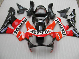 Honda Cbr929 Canada - ZH618 Injection mold ABS Fairings kit for Honda CBR900RR 929 CBR CBR929RR CBR929 2000 2001 00 01 fairing
