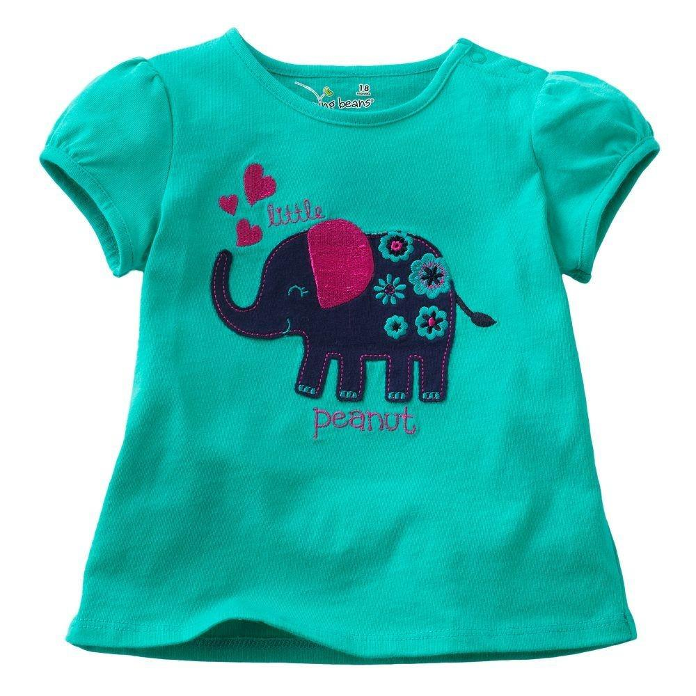 2017 Girls T Shirts Baby Tees Shirts Children Tank Tops Shorts ...