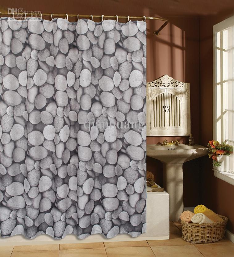 Marilyn Monroe Flowers Shower Curtain 180X180cm