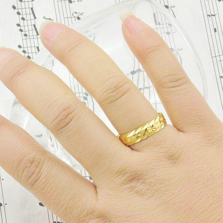 rings finish ring for bands angle in s men band gold yellow mens him wedding carved satin