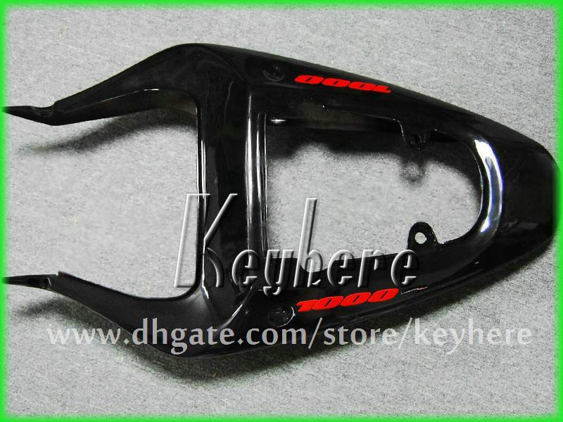 Frete grátis kit de carenagem de corrida personalizado para SUZUKI GSXR1000 2000 2001 2002 GSXR 1000 00 01 02 carabinas K6 G6g novas peças de moto de chamas vermelhas