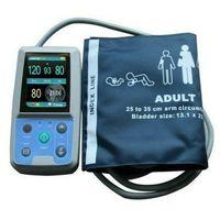 Wholesale Ambulatory Blood Pressure Monitors - Wholesale-CONTEC06C Digital NIBP, 24 hours Pulse Rate Ambulatory Blood Pressure Monitor Machine