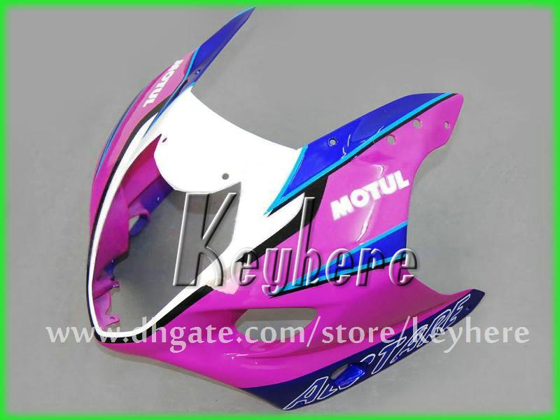 Gratis Verzending Custom Race Fairing Kit voor Suzuki GSX R1000 2003 2004 GSX-R1000 03 04 K3 Backings G9I Corona Purple Blue Motorcycle Carrosserie