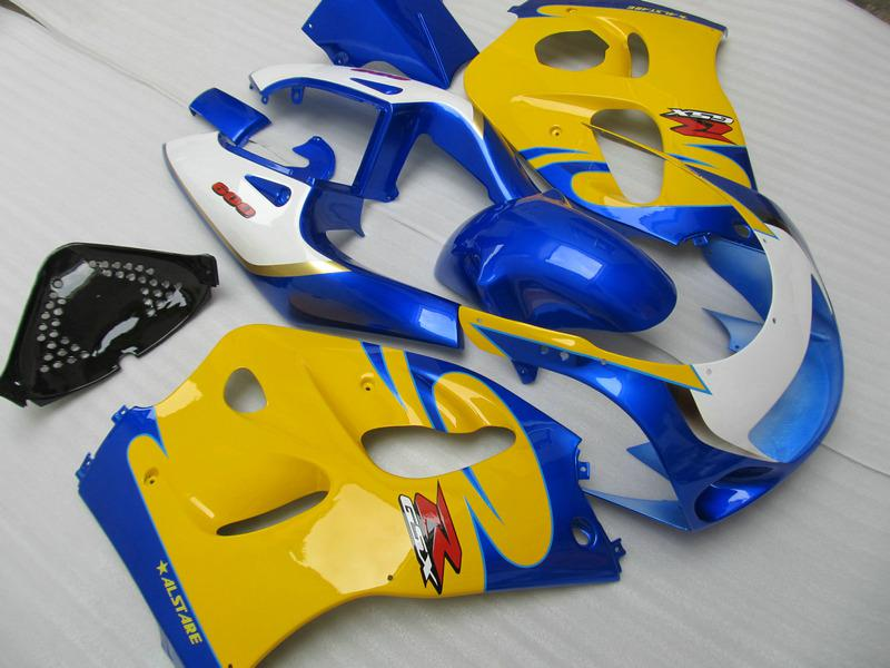 612 Bezpłatny zestaw do błonotek na lata 1996-2000 GSXR600 GSXR750 GSXR 600 750 GSX-R600 R750 96 97 98 99 + prezent