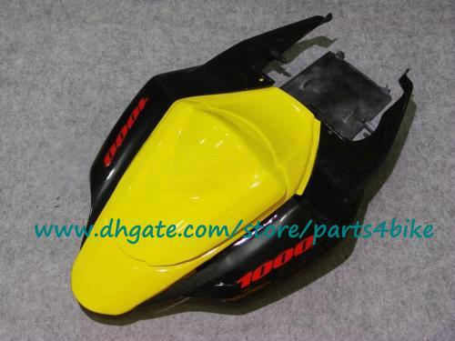 Carrozzeria SUZUKI GSX R1000 07 08 Carrozzeria plastica GSXR 1000 nero giallo ABS di alta qualità GSX-R1000 2008 Kit corpo K7 2007 con 7 regali
