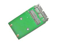 Wholesale laptop pcie online - SSD Card Adapter Mini PCIe PCI e mSATA x5cm SSD to quot Micro SATA Converter