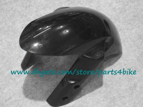 Injetor preto personalizar carenagens de motocicletas 2006 2007 K6 GSXR 600 GSXR 750 conjunto carenagem ABS 06 07 GSXR600 GSXR750 SUZUKI com 7 presentes