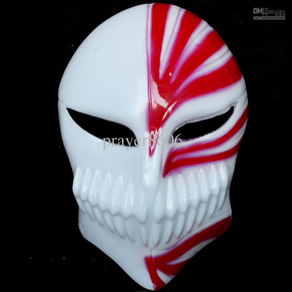 The God Of Death Mask Halloween Masquerade Lchigo Kurosaki Cartoon ...