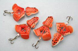 T Bait Canada - LOT15 Top water Frog Fishing Lure Bait 12.2g 7cm T