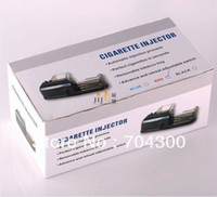 Wholesale tobacco rollers - Automatic Injector Electric Speed Cigarette Tobacco Rolling Roller Injector