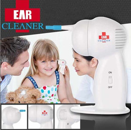 Wholesale Ear Wax Vac - New arrival--WAXVAC Wax Vac Deluxe Model Cleaner CORDLESS Safe Clean Dry Ears #9490