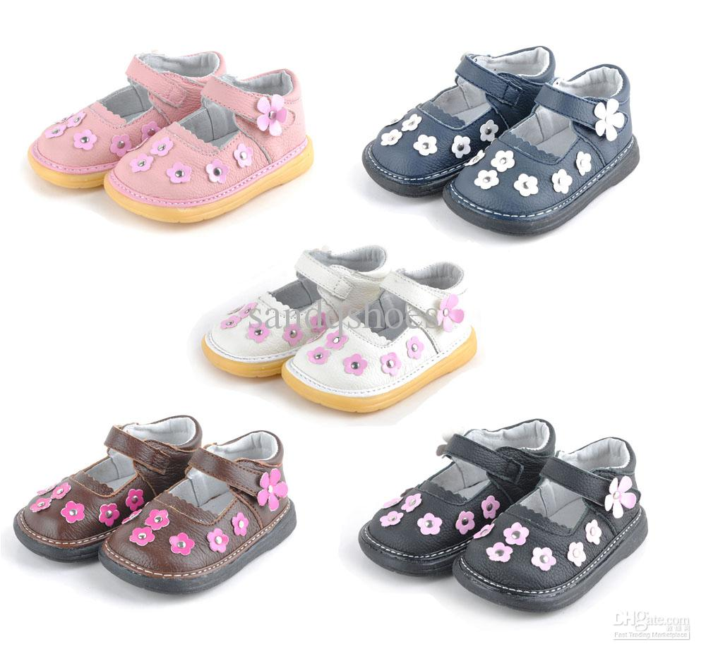 2020 Toddler Footwear Baby Soft Leather
