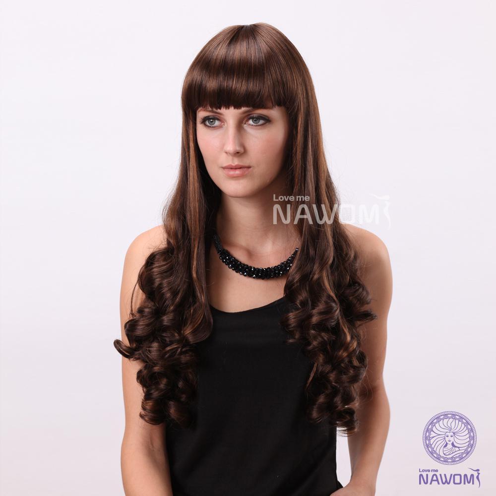 Wig Women Long Wig Best Quality Hair Wig Blond Wigs Bride