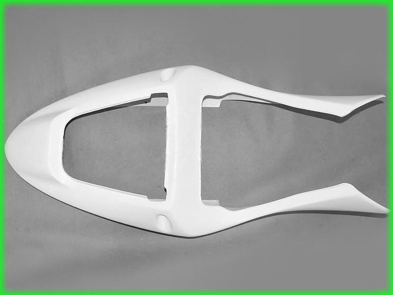 Injection mold all White Fairing kit for HONDA CBR600F4i 01 02 03 CBR600 F4i 2001 2002 2003 customize fairings parts