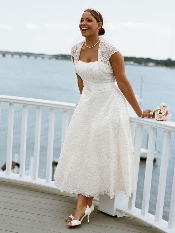 Beach Wedding Dresses Casual - Ocodea.com