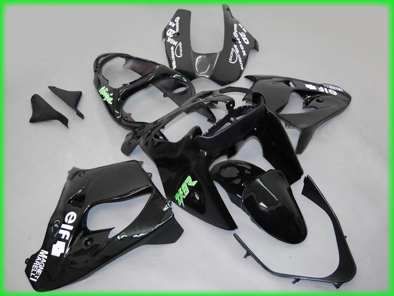 Custom motorcycle fairings kit for kawasaki Ninja ZX-9R 2002 2003 ZX 9R 02 03 bodywork fairing parts