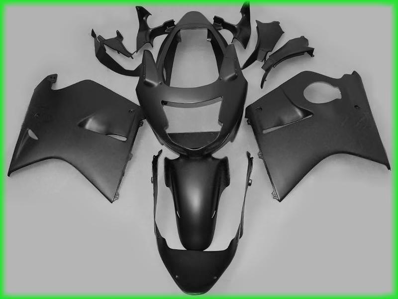 H1128 матовый черный пластиковый обтекатель для HONDA CBR1100XX 1997-2003 CBR 1100XX 97 98 99 00 01 02 03 fairingd комплект