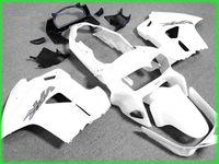 Wholesale Vfr Interceptor - Free ship all white Fairing kit for 1998 1999 2000 2001 Honda VFR800RR interceptor VFR800 VFR 800 98 01