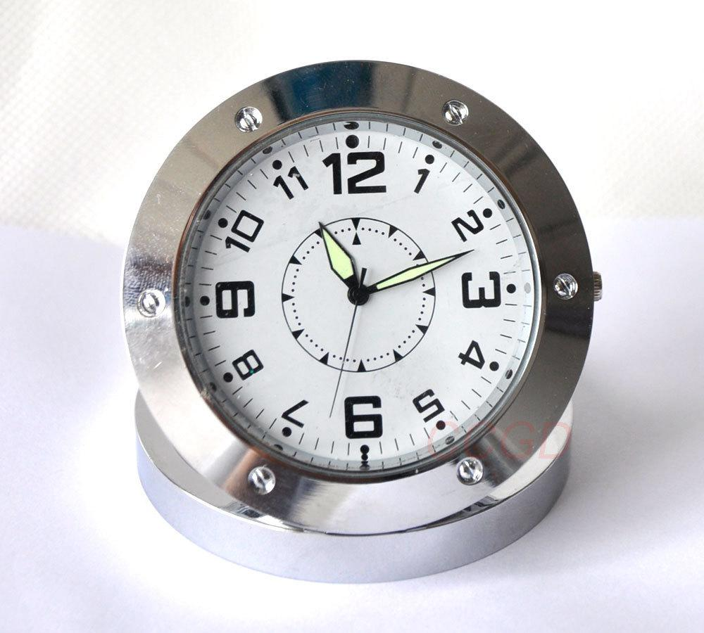 0fps 640480 520 stainless steel alarm clock hidden pinhole spy see larger image amipublicfo Images