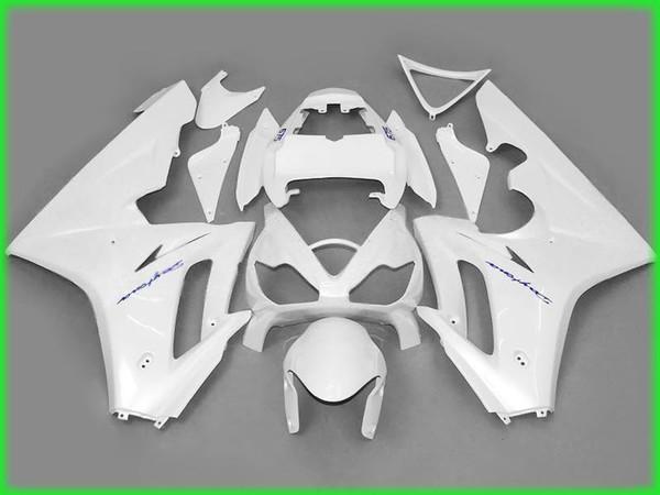 Beyaz ABS Fairing Için Motosiklet TRIUMPH Daytona 675 Yüksek Kalite fairigns özel boya renk T6733 kabul