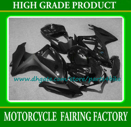 Kit Motorcycles For Sale Australia - HOT SALE! all black motorcycle fairings kit for SUZUKI GSXR 600 GSXR 750 2008 2009 custom race fairing GSX-R600 750 K8 08 09 with 7 gifts