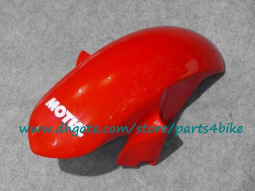 Con 7 regali kit corpo carenature papule rosso / nero / bianco YAMAHA YZF R6 08 09 10 parti del corpo carrozzeria YZF-R6 2008 2009 carenatura in plastica ABS