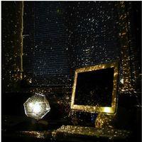 marka projektör toptan satış-Marka yeni DIY İnsan Bilimleri Mevsimsel Yıldız Gökyüzü Projeksiyon Projektör Gece Lambası Chrismas Hediyeler Ücretsiz Kargo