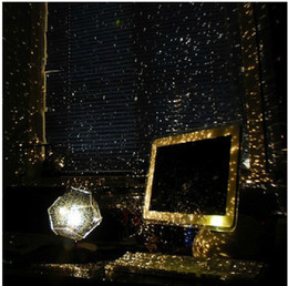 Wholesale brand projector - Brand new DIY Human Science Seasonal Star Sky Projection Projector Night Light Chrismas Gifts Free Shipping