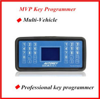 Décodeur Clé Programmeur Pas Cher-2013 MVP Key Decoder English 13.01 Version Transpondeur Key Programmer Diagnostic Tool 3pcs / lot