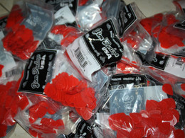 Wholesale Wholesale Celluloid Guitar Picks - 72 piece Guitar Picks Jazz III picks RED Guitar Picks TOP SELLER freecase from china free shipping