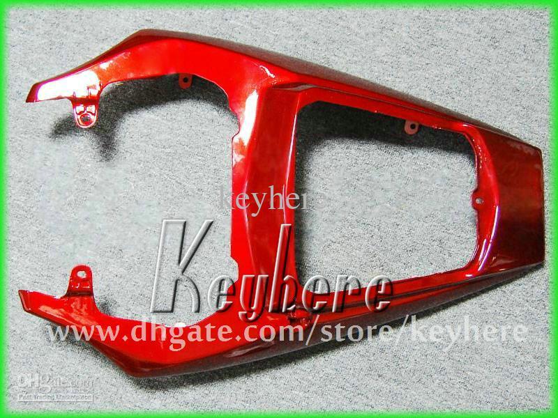 7 regali personalizzati Kit carena racing ABS YZF R6 2003 2004 YZFR6 03 04 carene G3h vendita calda rosso nero aftermarket moto carrozzeria