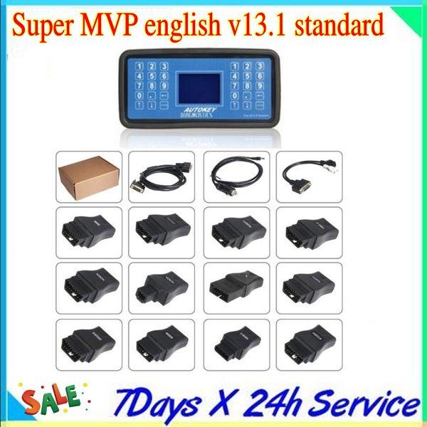 Newest vision Super MVP english v13.1,Super MVP Key Programmer, MVP, MVP PRO, with best quality