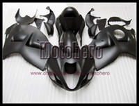 Wholesale 1997 Suzuki Fairing Kit - high quality matt black body for SUZUKI GSXR1300 Hayabusa 97 98 99 00 01 02 03 04 05 06 07 GSX-R1300 1997-2007 ABS fairing kit #72h6s