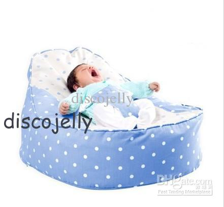 2019 Promotion Doomoo Baby Bean Bag Snuggle Bed Portable