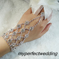 In Stock Free Shipping High Quality Fashion Crystal Bridal J...
