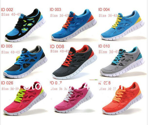 Cheap 2013 Brand Sports Mens Running Sneakers Free Run 2  3.0 ...
