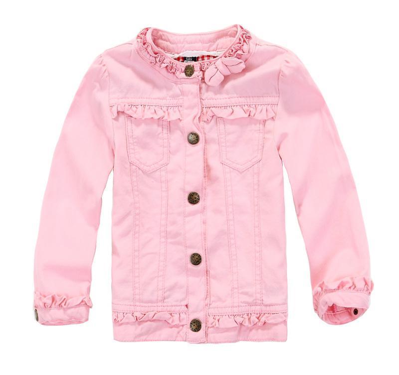 Girls Coats Girl's Outwear Baby Girl Cardigan Jacket Girls Pink ...