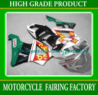 Wholesale San Carlo Fairings - White black aquamarine SAN CARLO freeship ABS fairing kit for 2000 2001 Honda CBR900RR 929 00 01 CBR900RR 929 bodywork with 7 gifts.