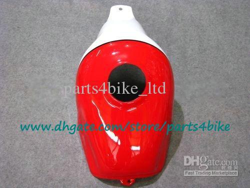Kit de carenagem de moto de plástico ABS para 91-94 Honda carenagem CBR600 F2 1991 1992 1993 1994 vermelho / branco / preto CBR600 com 7 presentes